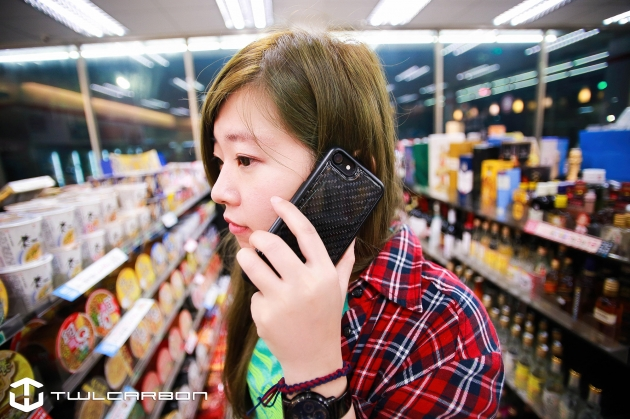 Apple Iphone 6/7/Plus Carbon Fiber Case 1